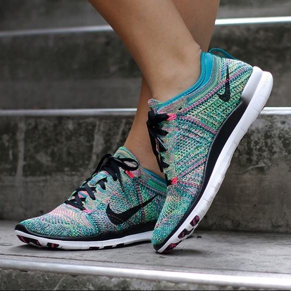 139183987a81 Nike Free TR Flyknit Running Shoe. M 5c7855dca31c33cd2eac58d2